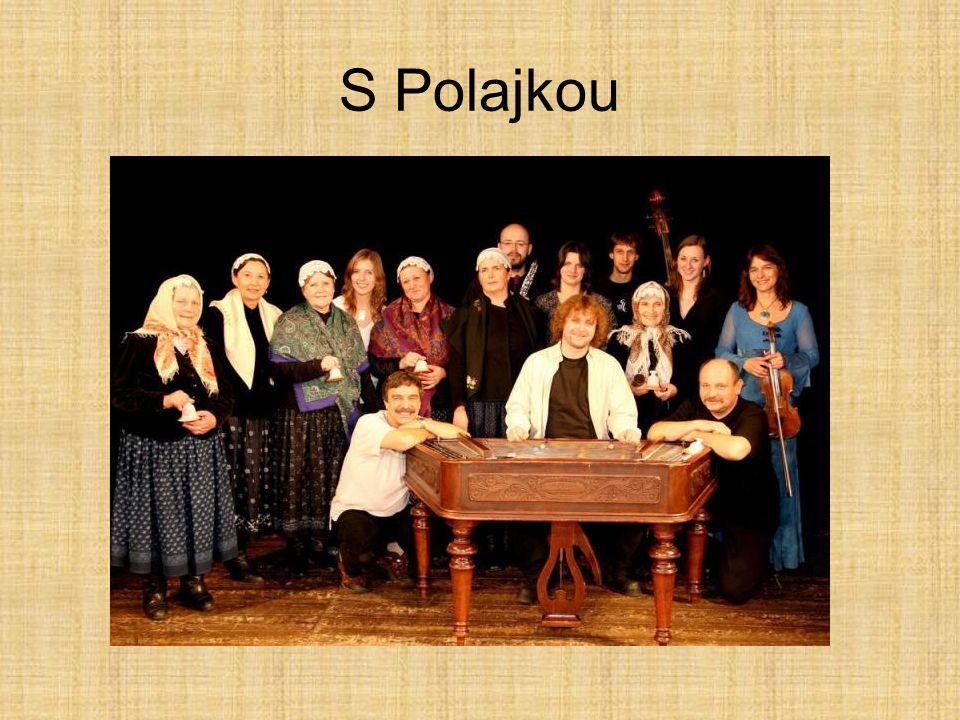 S Polajkou