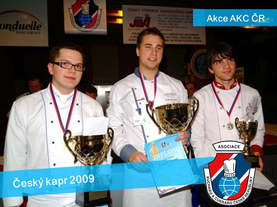 Český kapr 2009 Akce AKC ČR