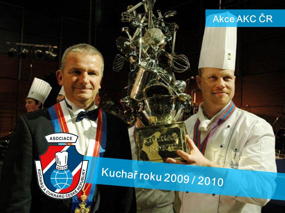 Kuchař roku 2009 / 2010