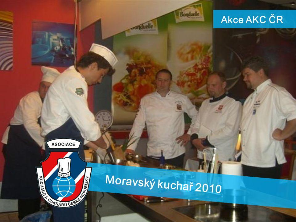 Akce AKC ČR Moravský kuchař 2010