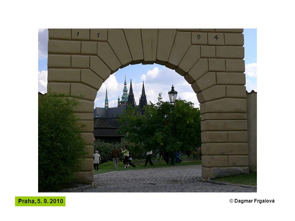 Praha, 5. 9. 2010 © Dagmar Frgalová