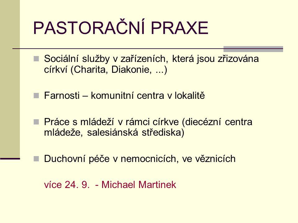 ÚSPĚŠNÁ PRAXE (step by step) 1.