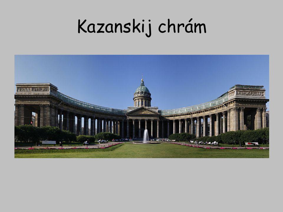 Kazanskij chrám