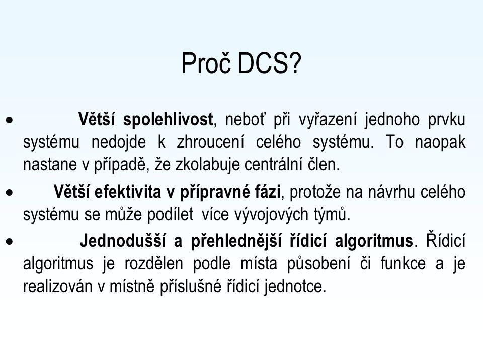 Distribuovaný systém Distribuovaný systém je takový systém, který zahrnuje více než jeden procesor a který má svůj program rozdělený na části, které si navzájem předávají data (Janeček 1997).