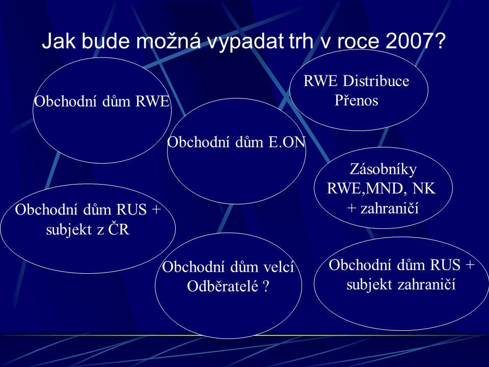 Jak bude možná vypadat trh v roce 2007.