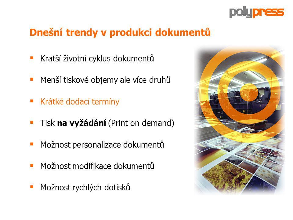 Trendy v komunikaci se zákazníkem  Ekonomická situace –> větší nároky na efektivitu  Snižování nákladů na reklamu  Omezování plošné reklamy  Přechod k individuálnímu dialogu se zákazníky  Direct marketing  On-line řešení