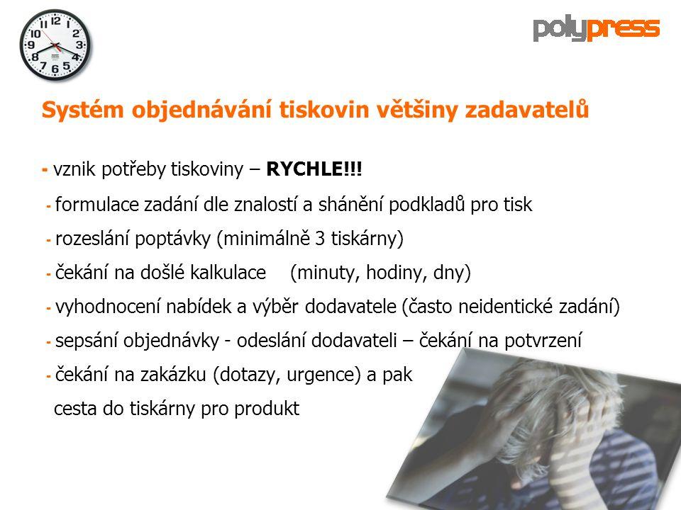 On-line řešení Polypress.cz
