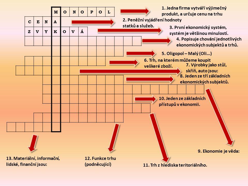 MAKROEKONOMIE Makroekonomie je obor ekonomické teorie, který se zabývá zkoumáním ekonomického systému jako celku.