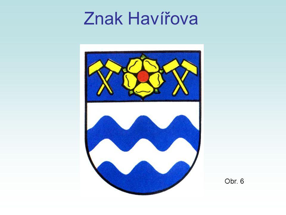 Znak Havířova Obr. 6