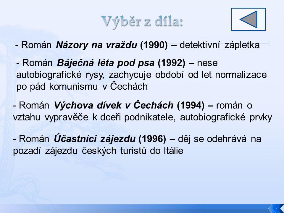 - Narozen v roce 1962 - Vystudoval Filosofickou fakultu Univerzity Karlovy - Několik let působil jako učitel na základní škole - Pracoval také jako re
