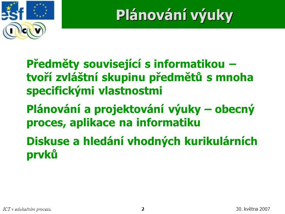ICT v edukačním procesu1330.