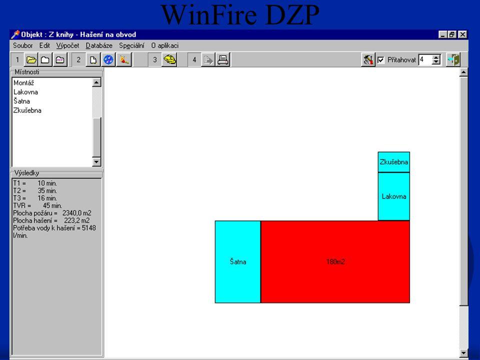 WinFire DZP