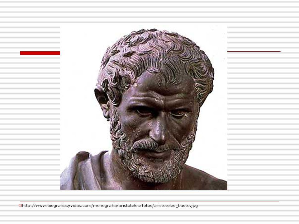 Aristotelés (384/83 - 322)  Aristotelés nebyl Athéňan.