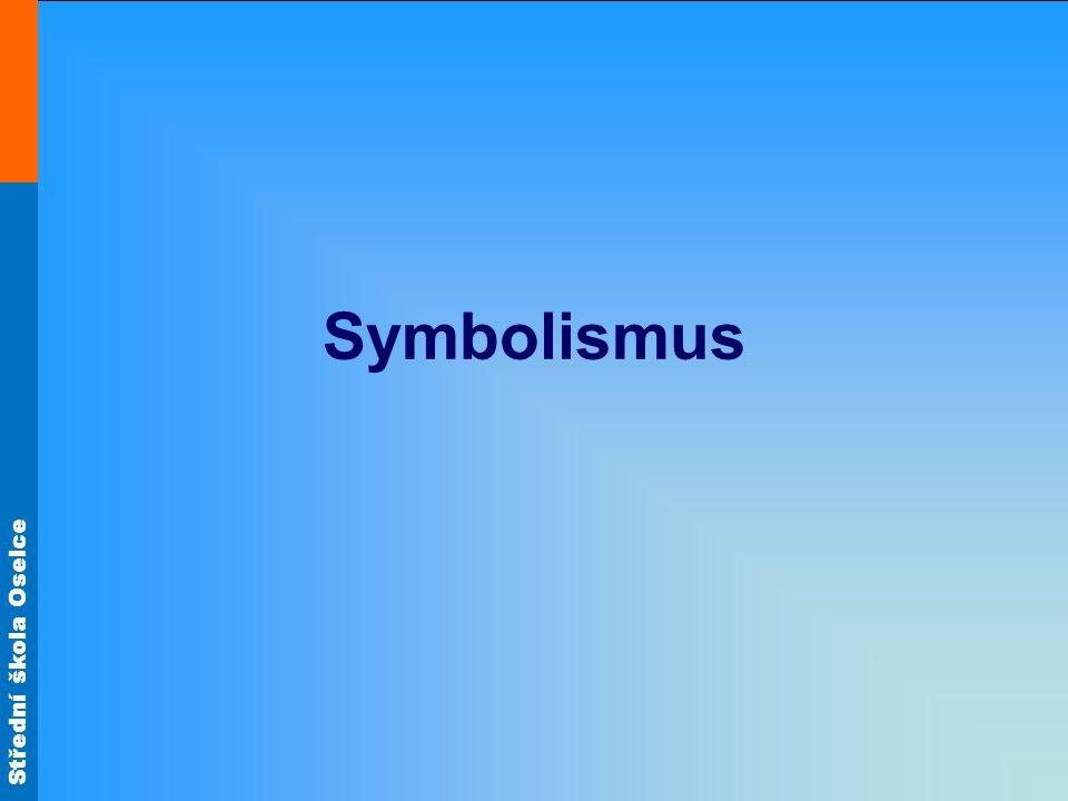 Střední škola Oselce Symbolismus