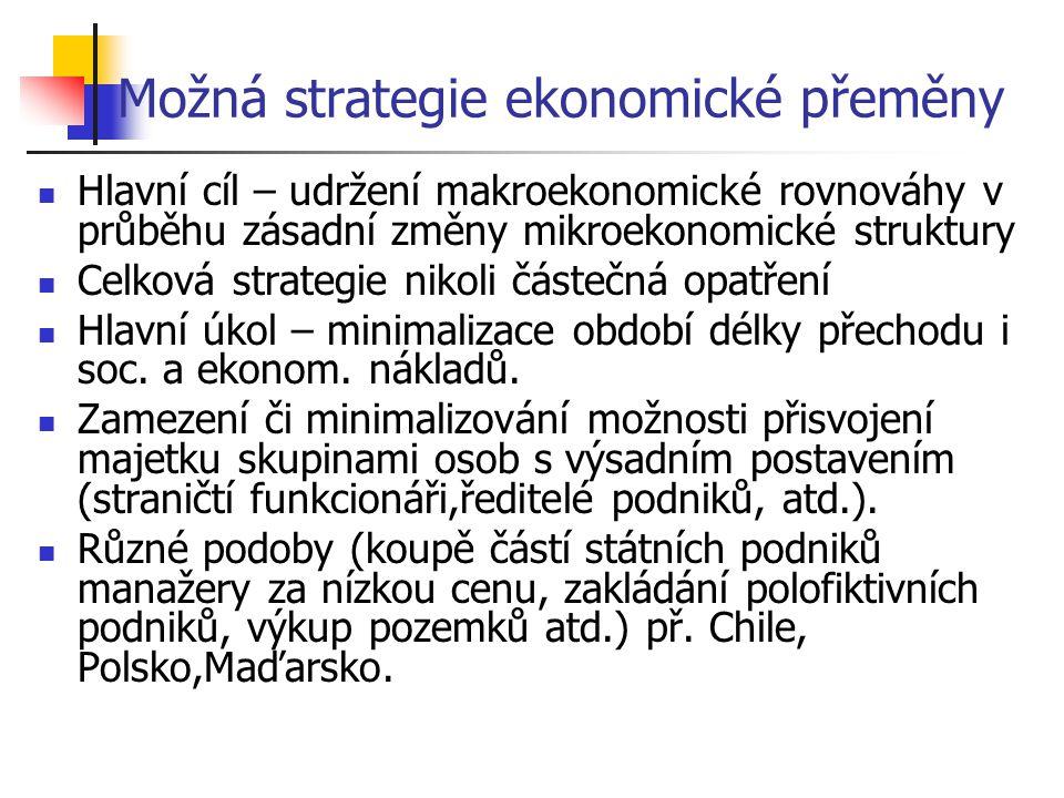 Zákonný a institucionální rámec 1.