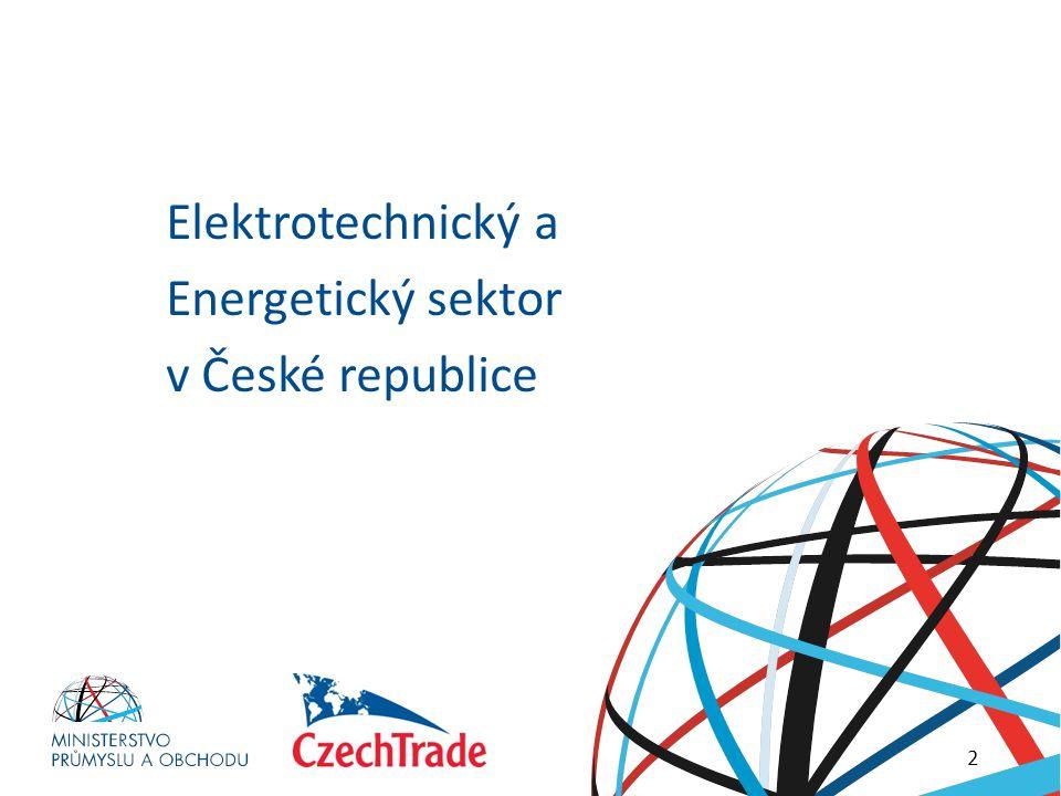 HESLO Elektrotechnický a Energetický sektor v České republice 2