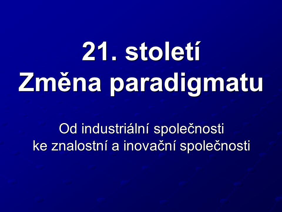 Hodnocení inovačního prostředí v České republice Silné stránky Slabé stránky