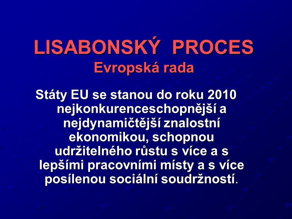 Česká republika Národní inovační strategie Usnesení vlády č.