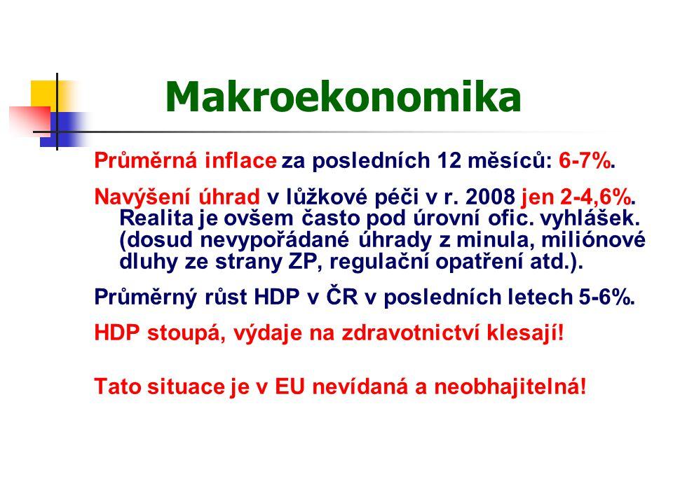"""Předvolební ouvertura Předvolební """"Smlouva ODS s voliči z roku 2006: """"Finanční spoluúčast ve zdravotnictví se nebude povinně zvyšovat."""