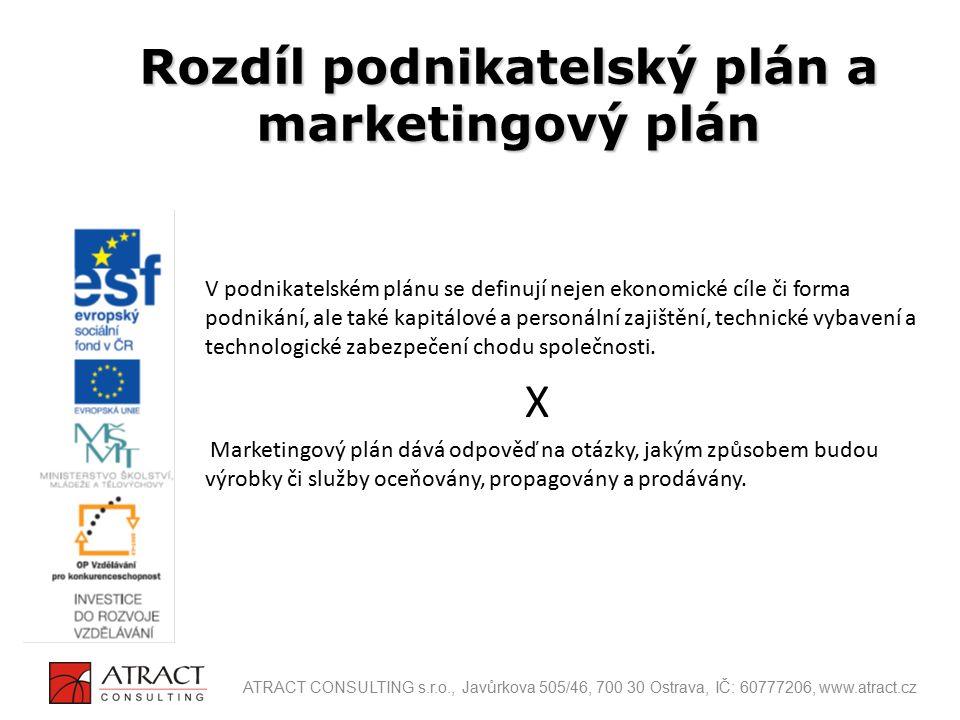 Před návrhem vhodné strategie by měly být zvoleny cílové trhy, na které firma zaměří.