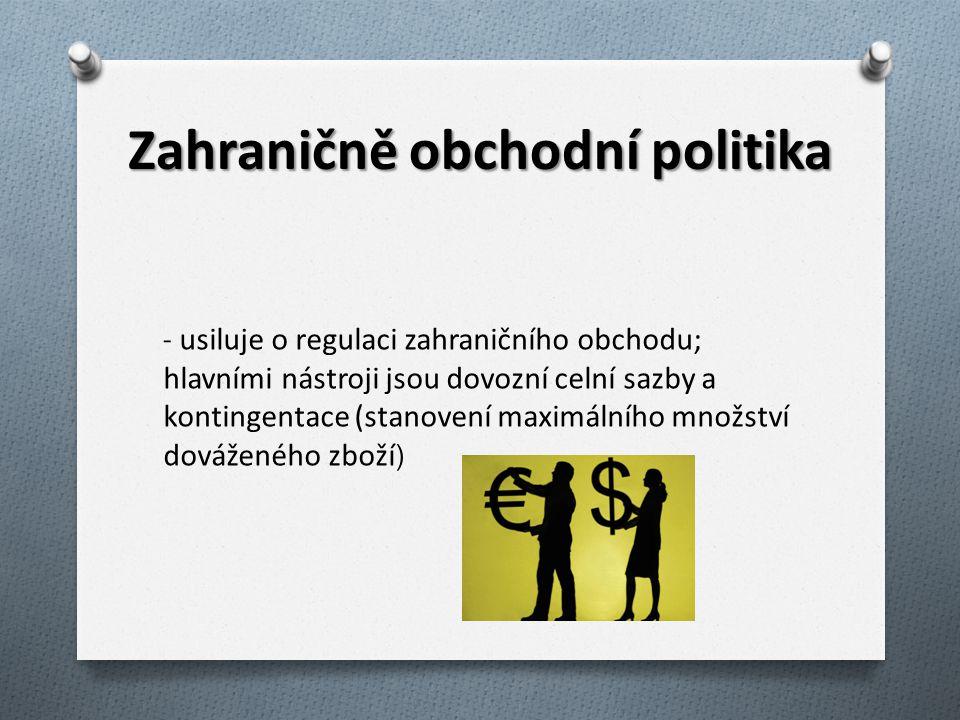 Mandatorní (povinné) výdaje - jedná se o prostředky, které musí vláda vynaložit ze zákona.