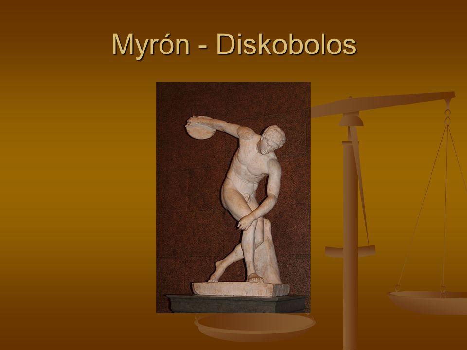 Myrón - Diskobolos