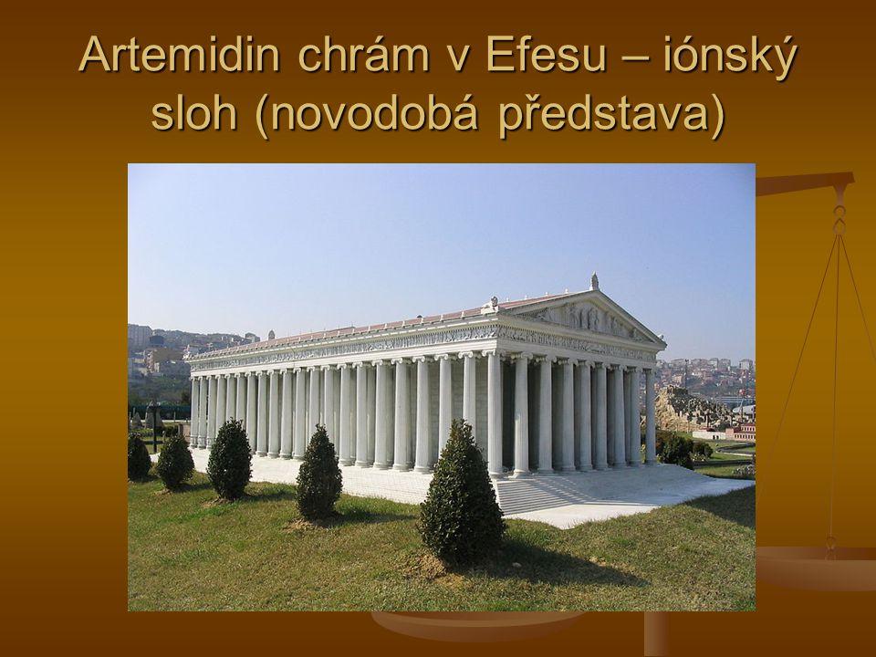 Divadlo v Epidauru – korintský sloh