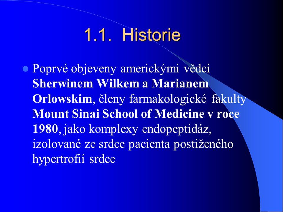 V roce 1988 vědec Arrigo prokázal, že tento systém proteáz, nazývaný dosud MPC (multikatalytický proteázový komplex) je identický s již objevenou částicí – prozomem (objeven německou skupinou Klause Scherrera) Prozom přejmenován na oficiální název proteazom