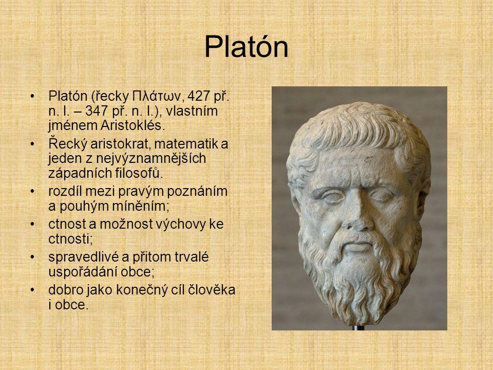 Řecko Důkaz v dnešním pojetí byl ovlivněn především Platónovou filosofií.