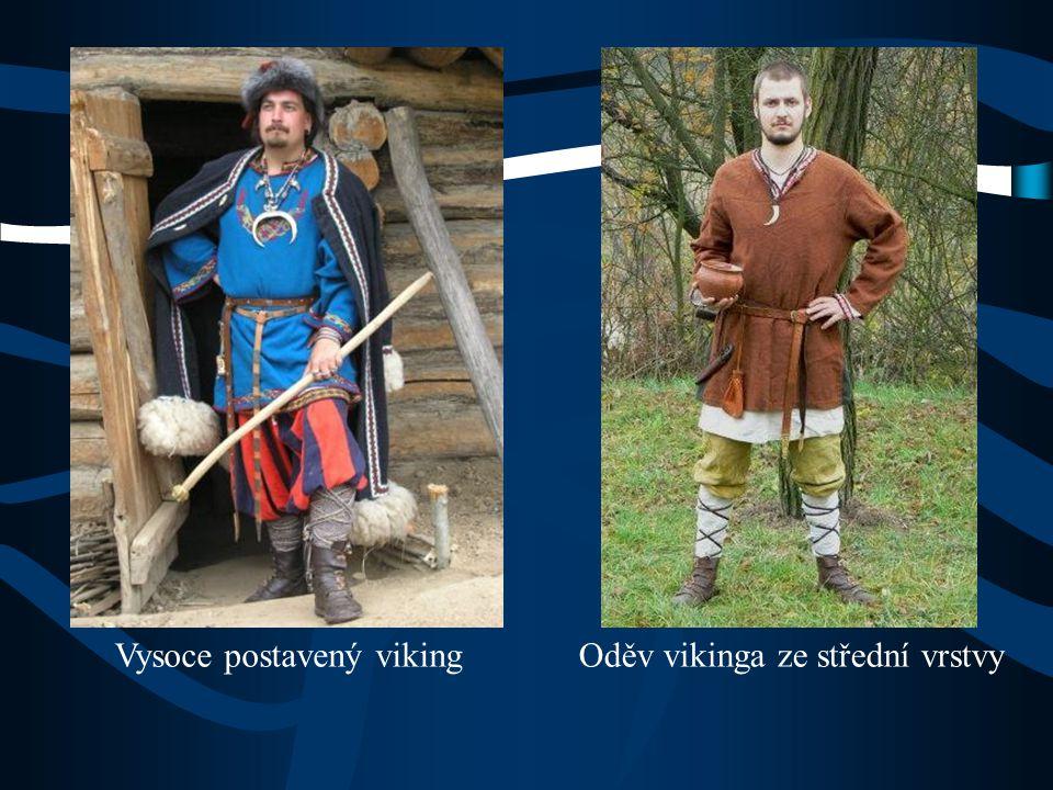vikingove.mysteria.cz/.../obleceni-zeny.jpg v jaké části Skandinávie žili jaké bylo jejich postavení ve společnosti jak byli bohatí šperky