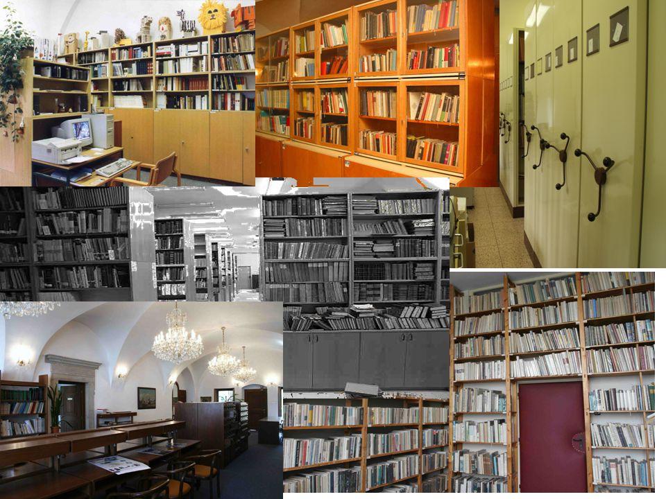 Knihovna Městského muzea v Holešově, Muzea Bojkovska v Bojkovicích, Knihovna Městského muzea ve Slavičíně malé knihovny bez knihovníka evidence sbírek pomocí lístkových katalogů