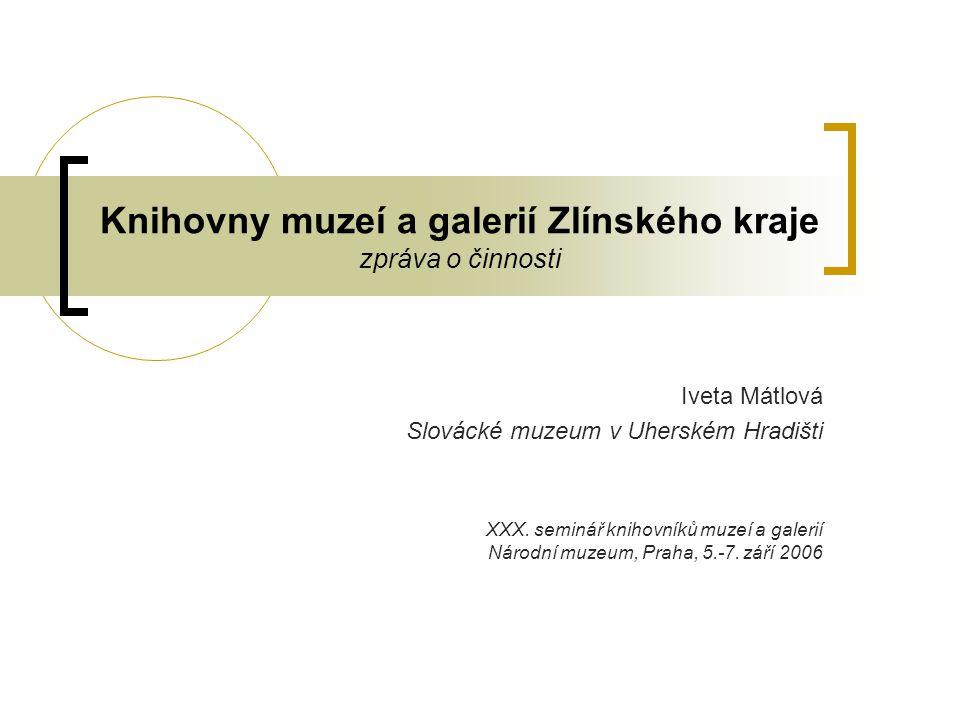 Spolupráce knihoven ZK před rokem 2004 spolupráce probíhala v rámci osobních kontaktů (neexistovala hromadná setkávání) funkční meziknihovní výpůjční služba