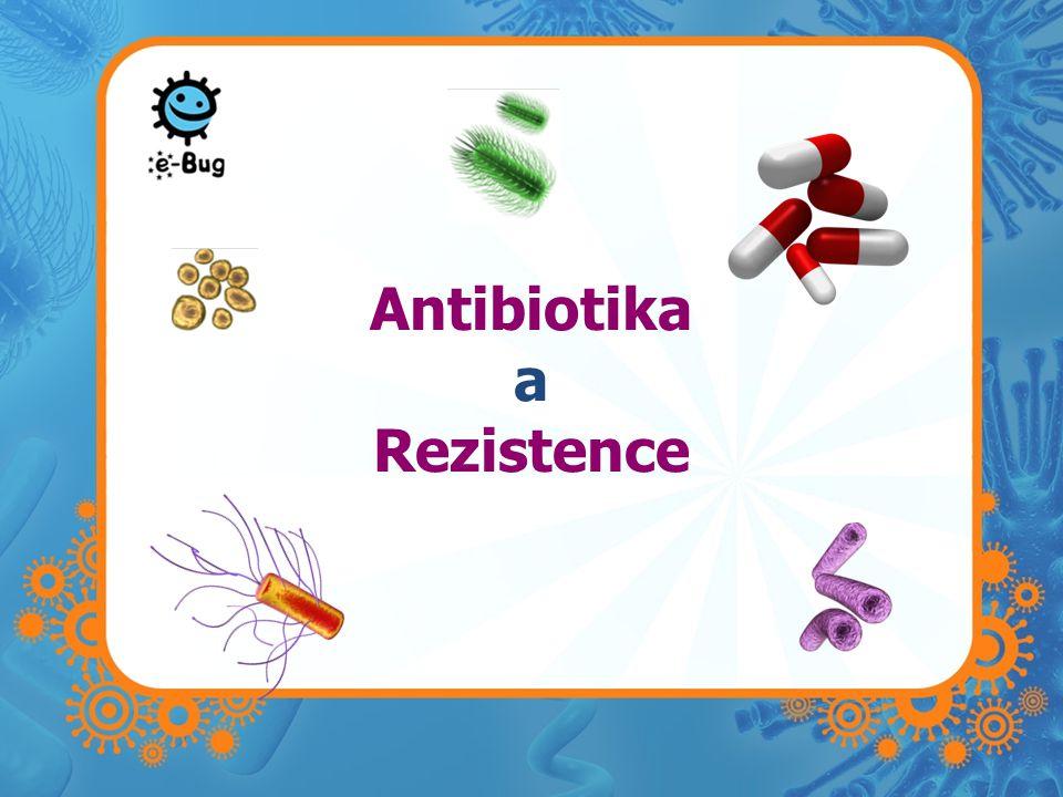 Antibiotika Antibiotika jsou silné léky, které dokážou ničit bakteriální infekce Překlad anti – proti biotika – živý