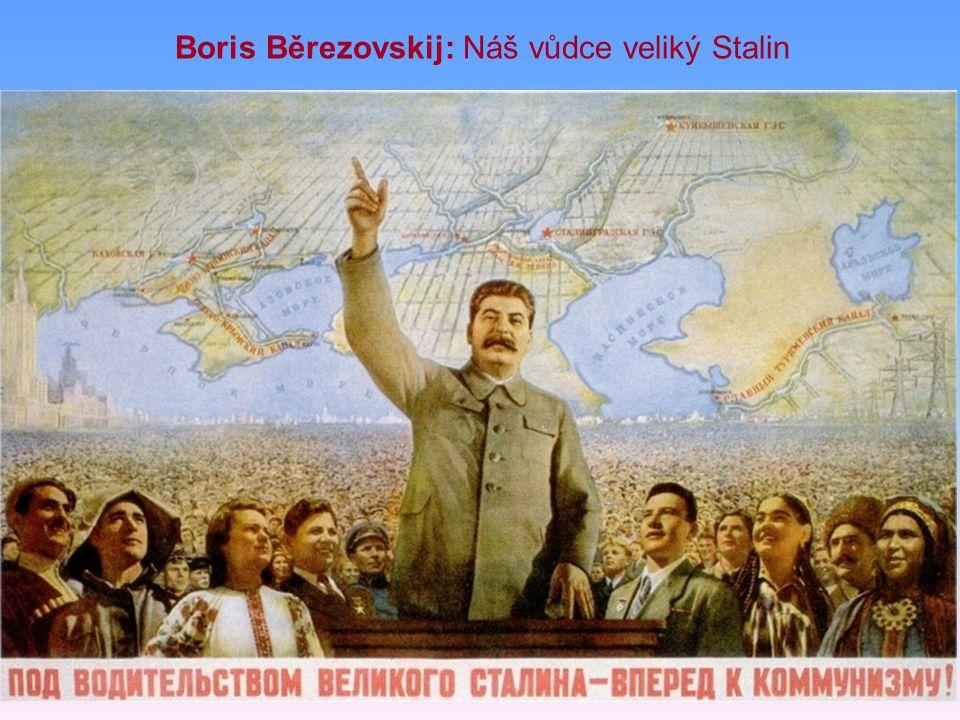 lidský život neměl v zemích Sovětského svazu prakticky žádnou hodnotu například v době tzv.