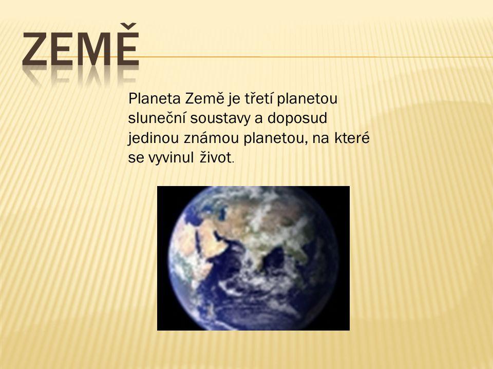 Venuše je v pořadí druhou planetou obíhající ústřední hvězdu naší sluneční soustavy.