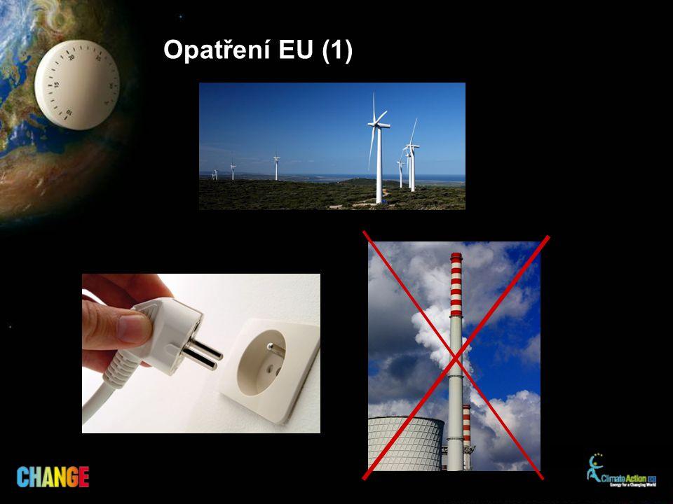 Opatření EU (1)
