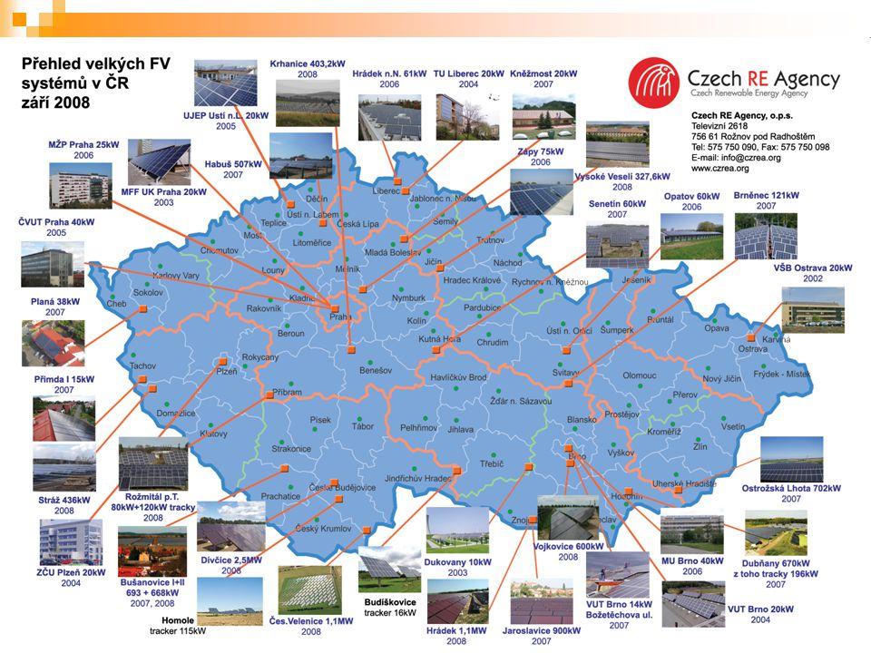 Ve světě Největší elektrárna v Evropě - Lieberose - Německo Největší elektrárna ve světě - Olmedilla - Španělsko
