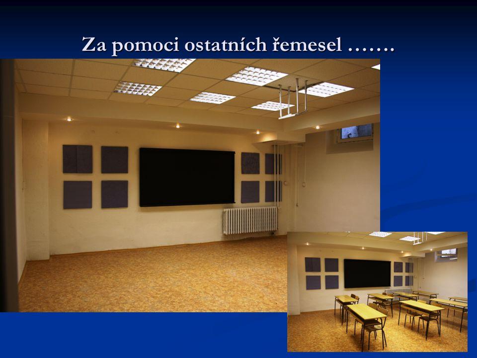 Naše plány sny a cíle pro vybudování centra výuky pro praxi !