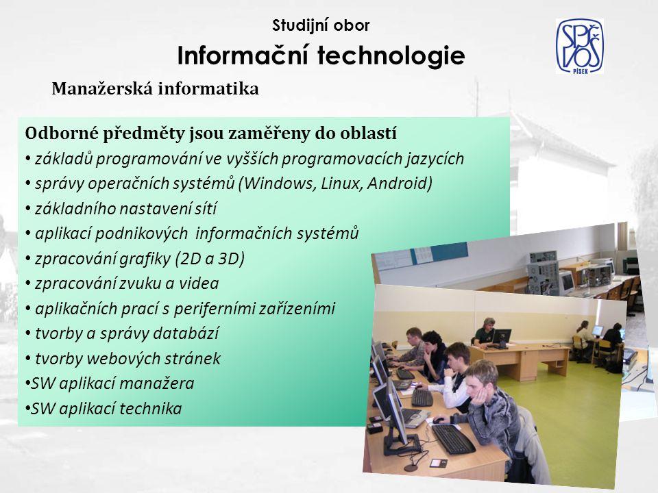 Odborné učebny školy Učebna datových sítí – síťová akademie MikroTik