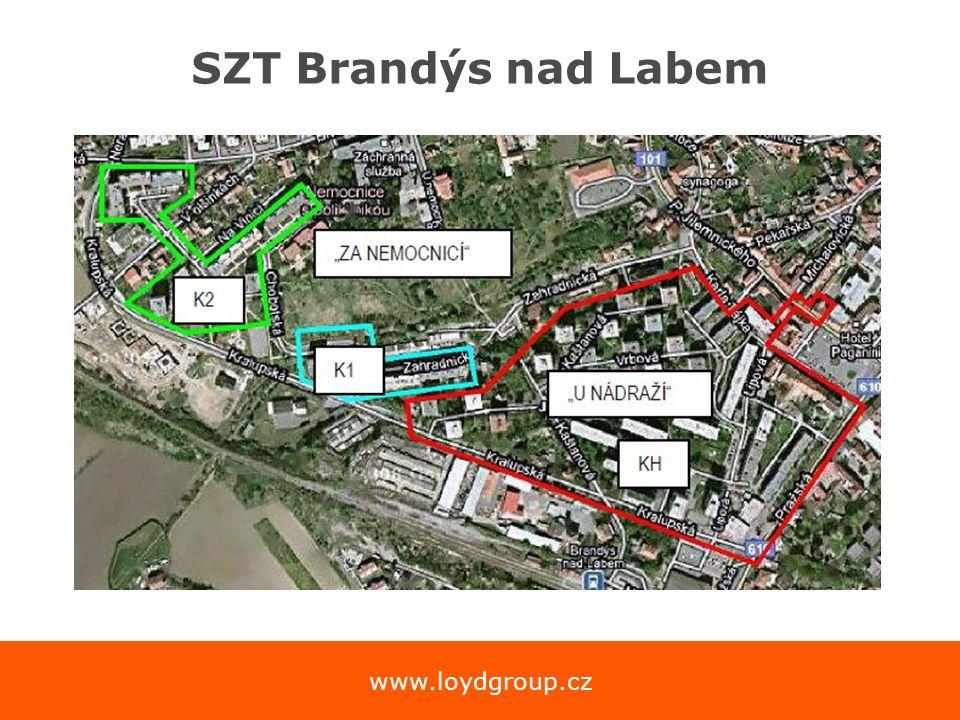 www.loydgroup.cz SZT Brandýs nad Labem