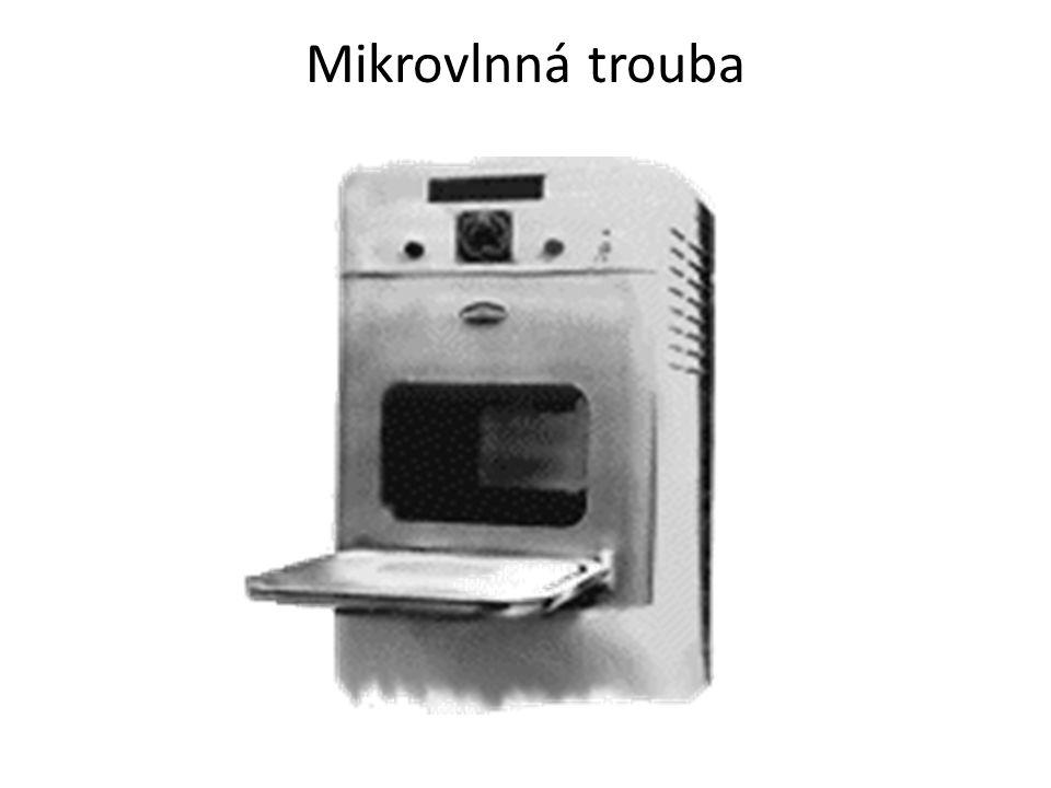Právě pohlcování mikrovln je podstatou vaření v mikrovlnce.