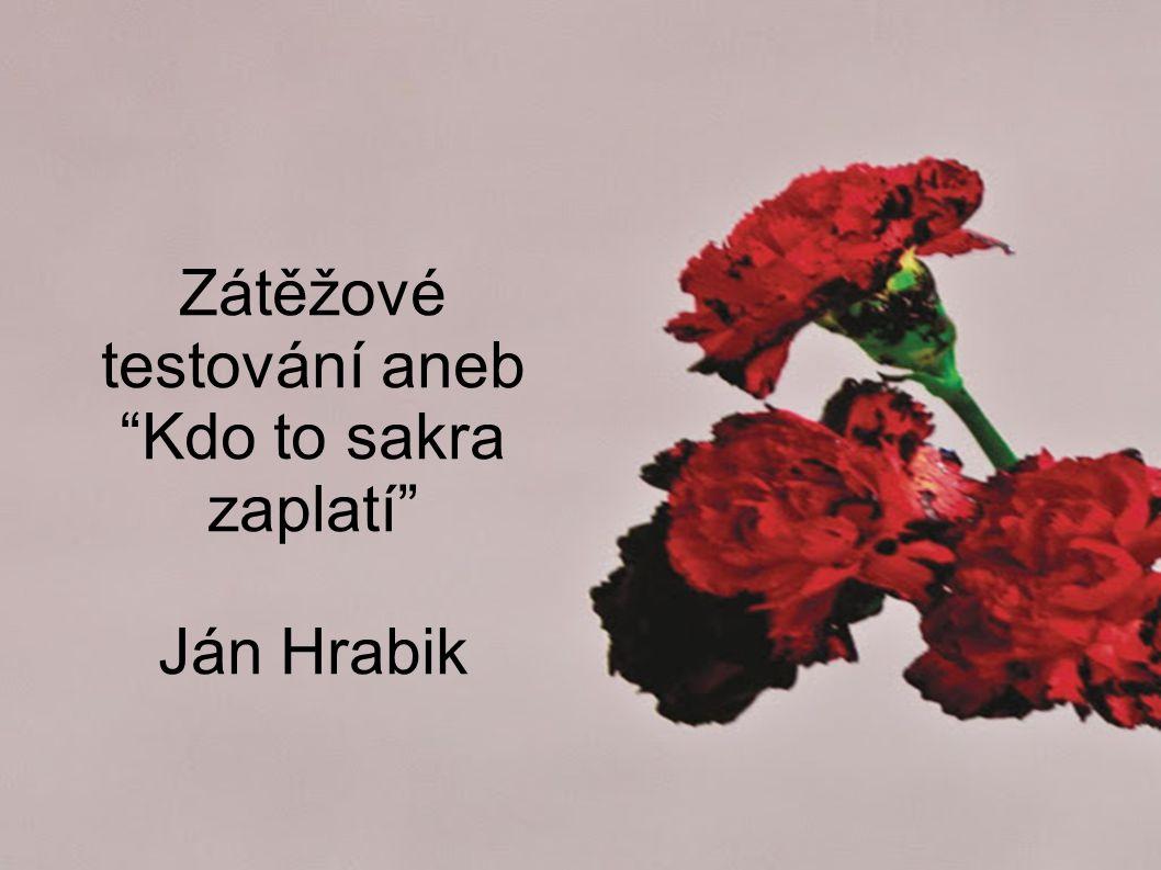 Děkuji za pozornost ● Ján Hrabik ● jan.hrabik.77@gmail.com jan.hrabik.77@gmail.com ● 722 954 006