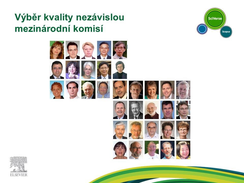 Výběr kvality nezávislou mezinárodní komisí