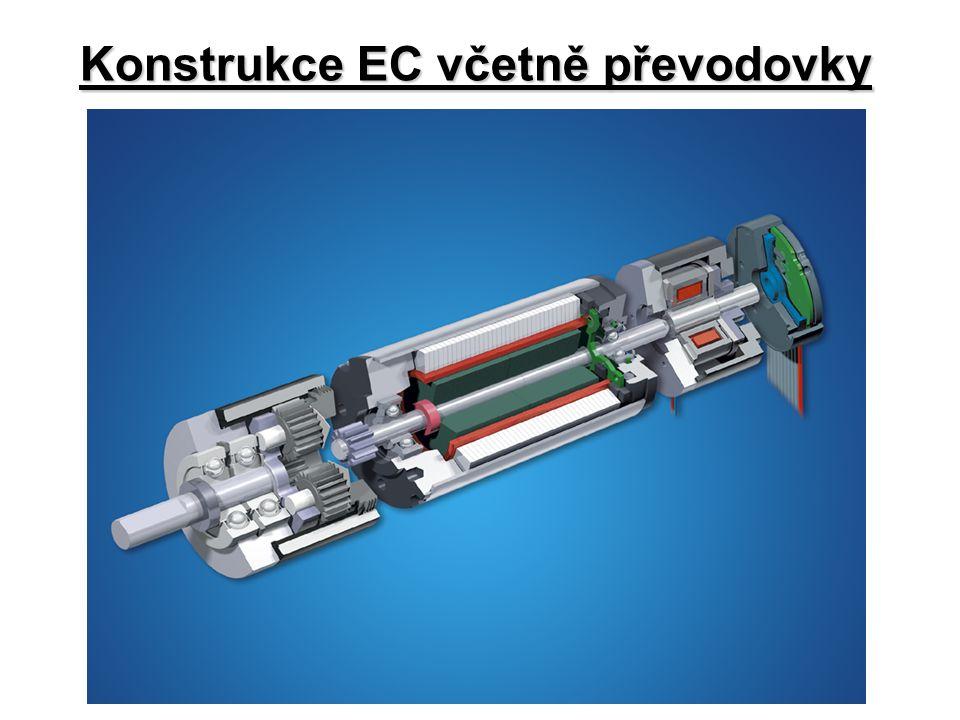 (2/13) Konstrukce EC včetně převodovky
