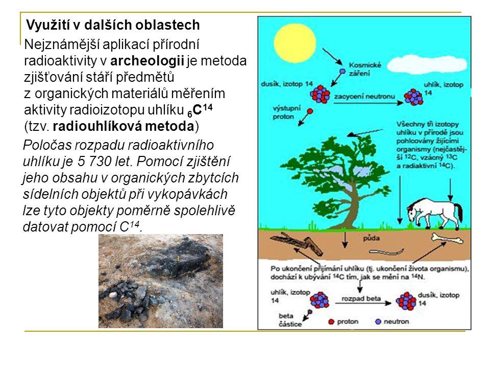 V geologii se určuje stáří hornin pomocí metod, zvaných geochronologie.