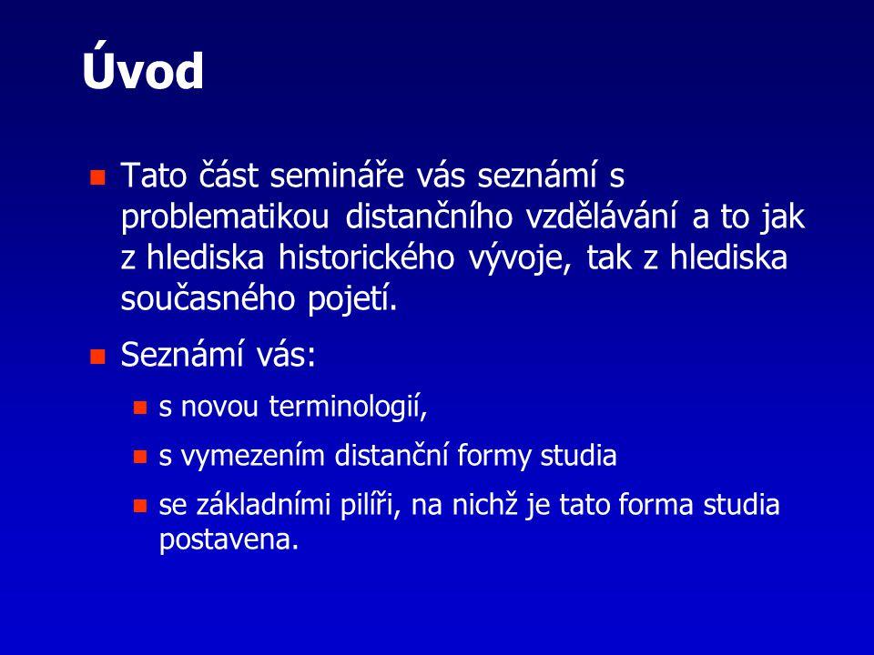 Studijní materiály V DiV se setkáte s označením studijní opory.