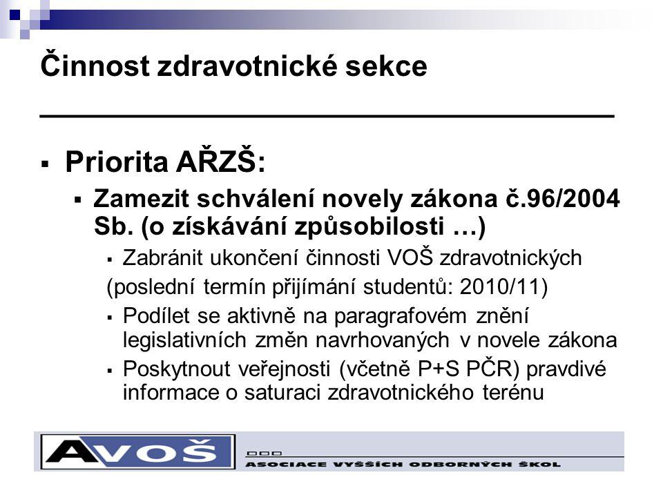 Klíčová jednání: 25.5.2009 – jednání Mezirezortní komise (MŠMT) 28.5.