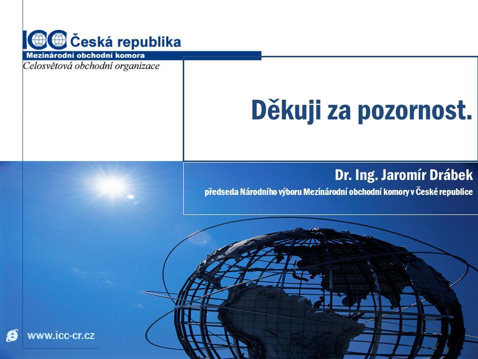 www.icc-cr.cz Děkuji za pozornost.Dr. Ing.