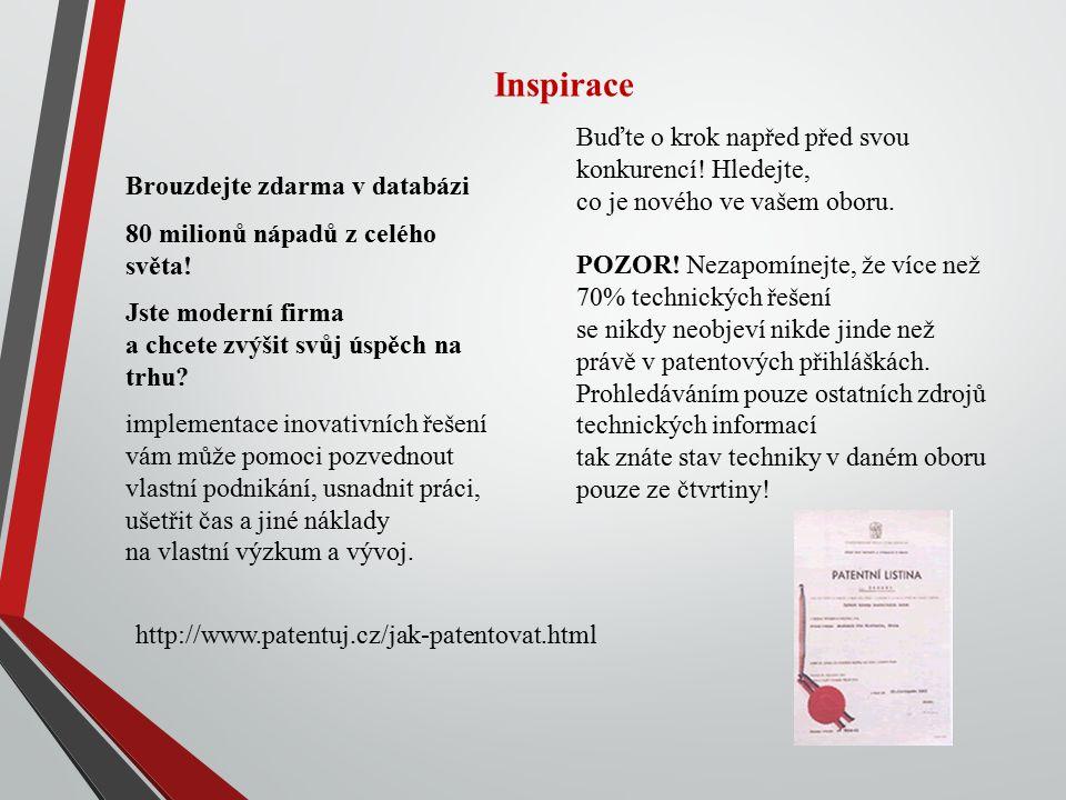 Evropská patentová úmluva ÚMLUVA O UDĚLOVÁNÍ EVROPSKÝCH PATENTŮ (EVROPSKÁ PATENTOVÁ ÚMLUVA) z 5.