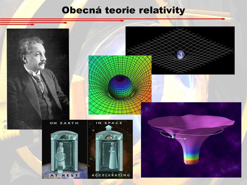 Obecná teorie relativity